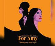 for amy - plakat